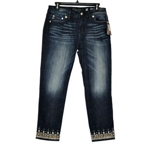 Miss Me Signature Women's Skinny Jeans SIZE 30